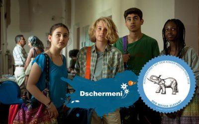 """Nominierung: """"Dschermeni"""" für Kinder-Medienpreis 2018 DER WEISSE ELEFANT"""